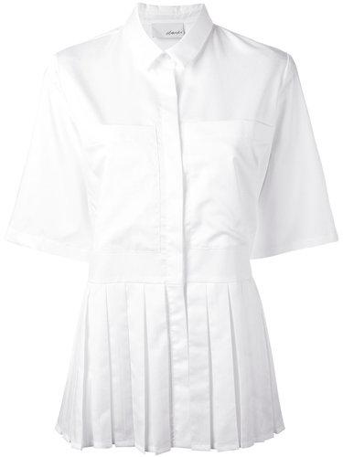 плиссированная рубашка Elaidi