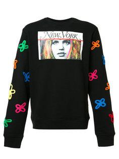 printed sweatshirt  Haculla