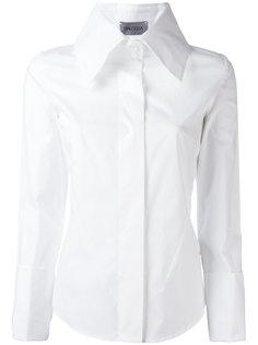 рубашка с широким воротником  Balossa White Shirt