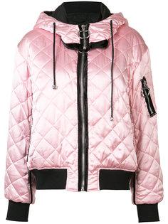 quilted bomber jacket  Nicopanda