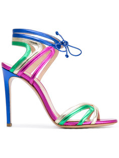 босоножки на каблуках-шпильках Casadei