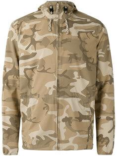 камуфляжная куртка с капюшоном Patagonia
