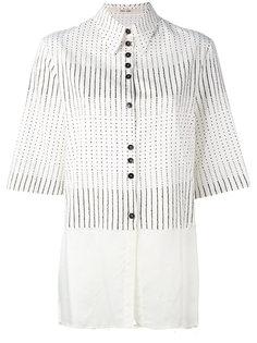 блузка с узором  Damir Doma