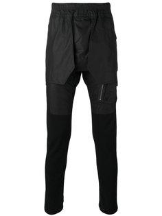 спортивные брюки с карманами спереди Julius