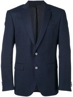 пиджак с прямоугольными лацканами Boss Hugo Boss