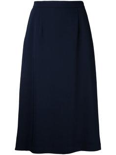 юбка с боковым разрезом  Cityshop