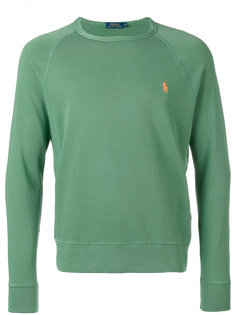 embroidered logo sweatshirt Polo Ralph Lauren