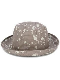 шляпа с брызгами краски Kijima Takayuki