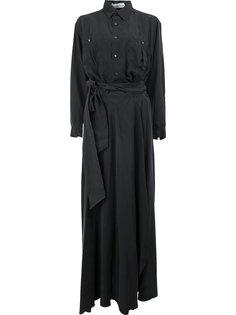 платье-рубашка с завязками на талии Faith Connexion