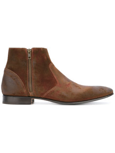 Hurricane low ankle boots Pete Sorensen