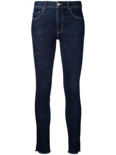 raw edge jeans En Route