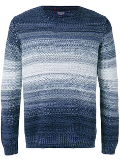 striped knitted sweater Woolrich