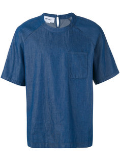 chambray T-shirt Sunnei