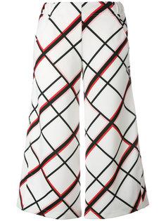 укороченные брюки Clea Rossignol