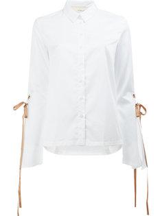 рубашка с завязками на рукавах Elaidi