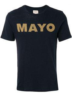 slogan print T-shirt  Bellerose
