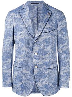 jacquard blazer Gabriele Pasini