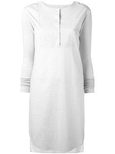 платье-рубашка кроя миди Kristensen Du Nord