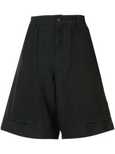 шорты-бермуды с заниженной проймой Comme Des Garçons Homme Plus