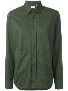 пиджак рубашечного кроя Aspesi