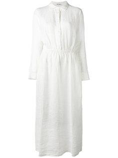 платье-рубашка миди Barena