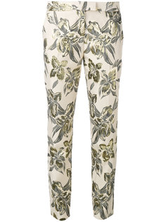 printed cigarette trousers  Christian Pellizzari