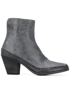 woven base ankle boots Officine Creative