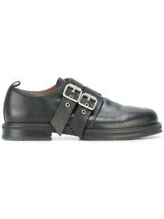 классические туфли-монки Damir Doma