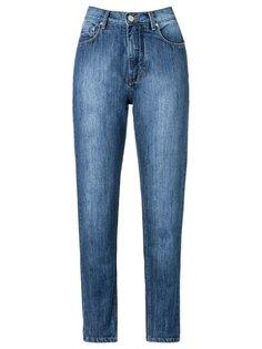 high waist straight jeans Amapô