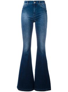 эластичные джинсы клеш The Seafarer