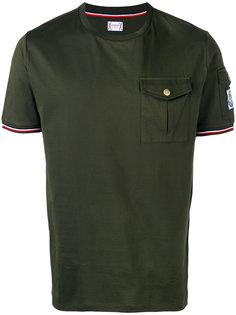 chest pocket T-shirt Moncler Gamme Bleu