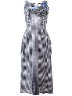 gingham dress Comme Des Garçons Vintage
