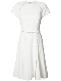 pearl seam flared dress Jonathan Simkhai