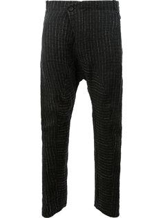 трикотажные брюки Masnada