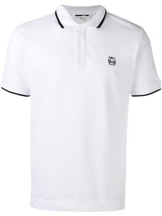 футболка-поло с вышитым логотипом  McQ Alexander McQueen