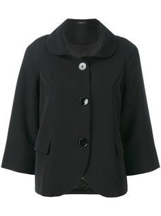 пиджак с воротником Питер Пен Tagliatore