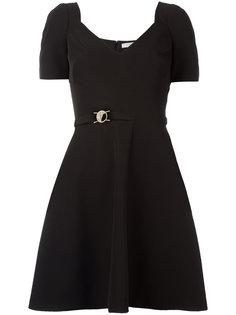 расклешенное мини-платье Versace Collection