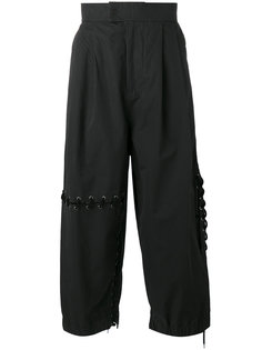 laced track pants  Craig Green