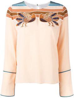 Cedric blouse Antonia Zander