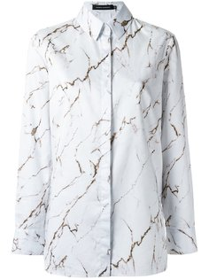all-over print shirt Andrea Marques