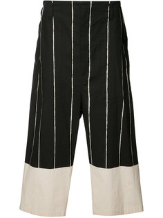 брюки Side Tuck Yohji Yamamoto