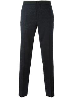 брюки с камуфляжным узором Neil Barrett