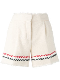striped detail shorts Thom Browne