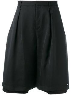 свободные брюки Comme Des Garçons Noir Kei Ninomiya