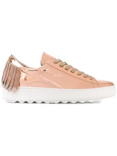 fringed sneakers  Philippe Model