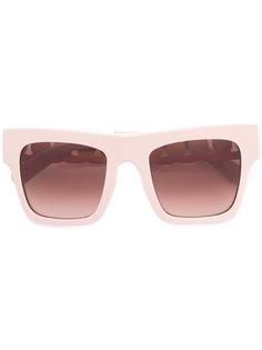 солнцезащитные очки с цепочной отделкой Stella McCartney
