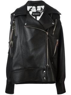 байкерская куртка Desiress  Misbhv