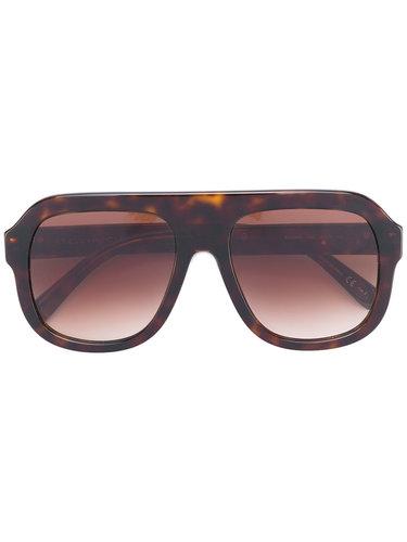 солнцезащитные очки 'visor' с цепочной отделкой  Stella McCartney