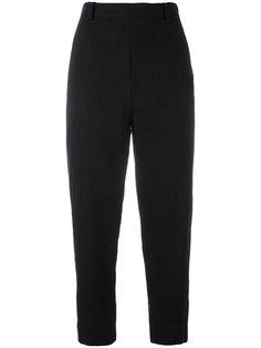 укороченные брюки с завышенной талией Ilaria Nistri