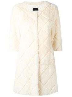 стеганое пальто Liska
